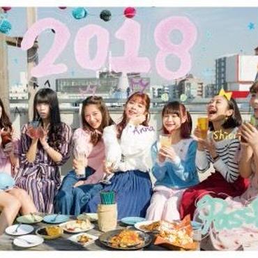PASSPO☆ 2018年 卓上カレンダー
