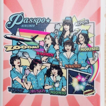 PASSPO☆ iPhone7ケース2017