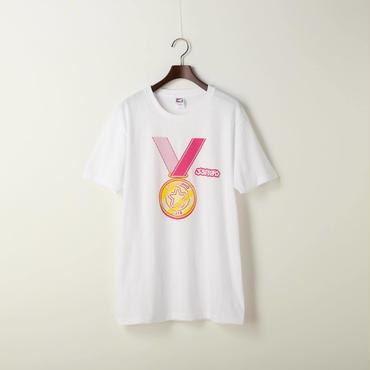 ぷちぱすぽ☆ 金メダルTシャツ