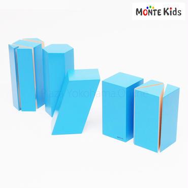 【MONTE Kids】MK-053  組み立て幾何学立体