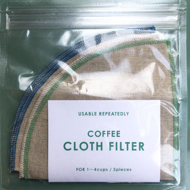 COFFEE CLOTH FILTER