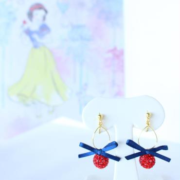 白雪姫☆プリンセスイメージ イヤリング/ピアス