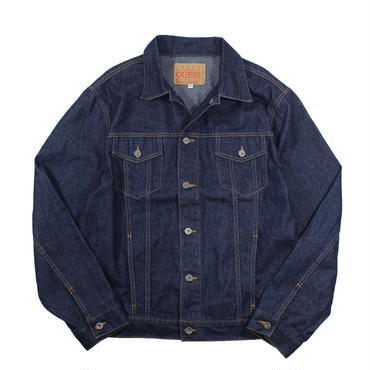 2000s GUESS big denim jacket