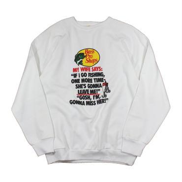 1980s Bass Pro Shop Sweat Shirts
