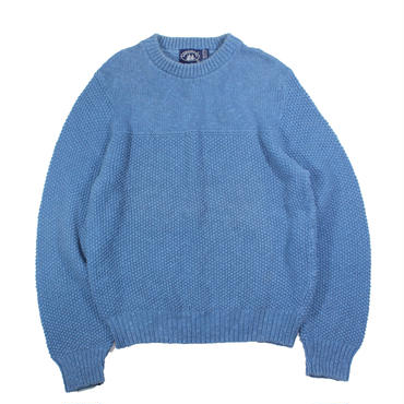 1990s BOAT HOUSE ROW cotton knit
