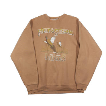 1990s Field & Stream Sweat Shirts