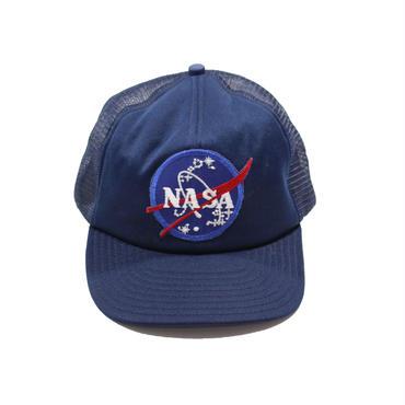 "1990s ""NASA"" mesh cap"