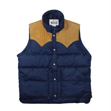 1980s Woolrich down vest
