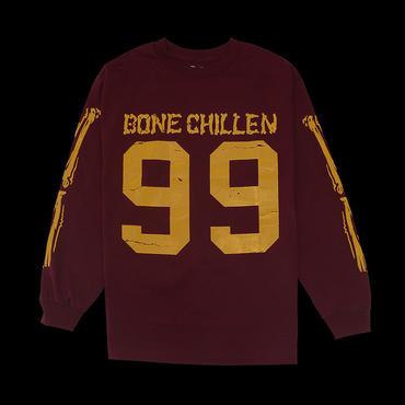 """""""Bone Chillen"""" Crimson"""