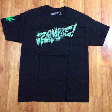 Zombie 420 Tee - Black