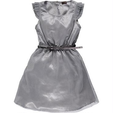 スパークリング ドレス  グレー   122cm