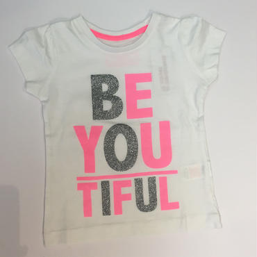 Tシャツ be  you  tiful 98cm 104cm