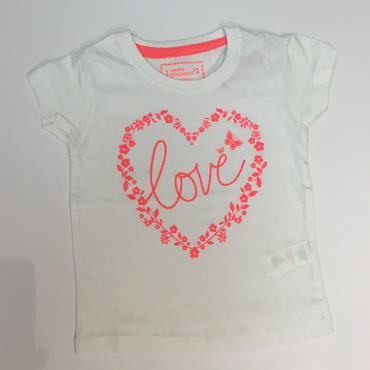 Tシャツ love 98cm