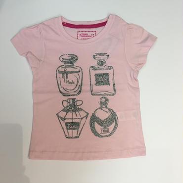 Tシャツ ピンクperfume  104cm