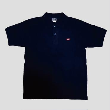 PARK - Polo Shirts (navy x red)
