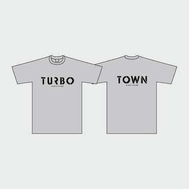 80KIDZ - TURBO TOWN Tee (glay)