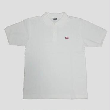 PARK - Polo Shirts (white x red)