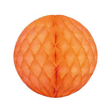 【hanaoka 】ハニカムボール/20cm/オレンジ[ZZ0514-HNO00027]