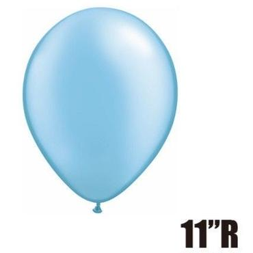 【ゴムバルーン】11インチ パールエジュア/5個セット 約28cm ラウンド 無地 [BG0103-43768-P]
