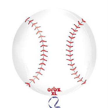 ベースボールバルーン BUBBLES バブルス ヘリウムガス無し  Qualatex  [BF0701-30684]