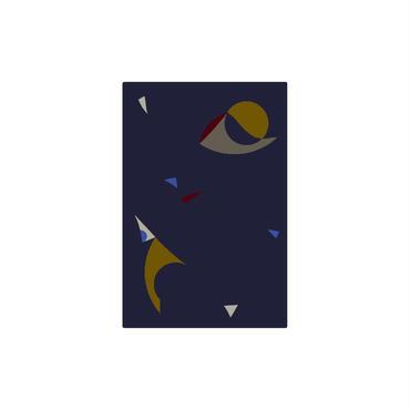 HORN          サイズ 600×900mm