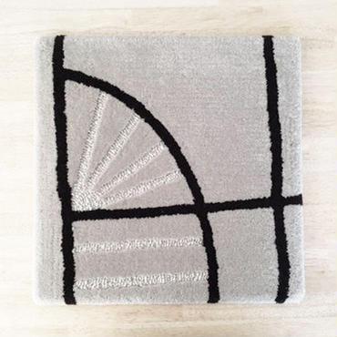 mat Avenue (Sand beige) 35×35cm