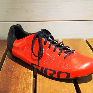 Giro EMPIRE ACC {RED/BLK}42サイズ
