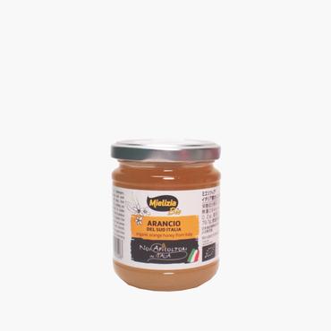 ミエリツィア/オレンジの有機ハチミツ 250g