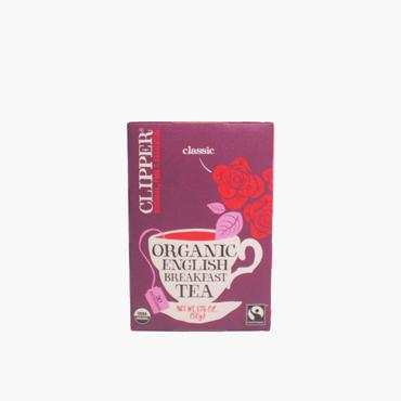 クリッパー/オーガニック イングリッシュ ブレックファースト 50g