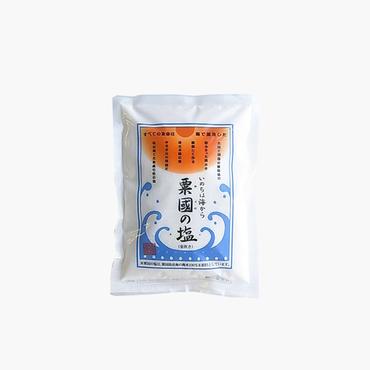 沖縄ミネラル研究所/粟國の塩 250g