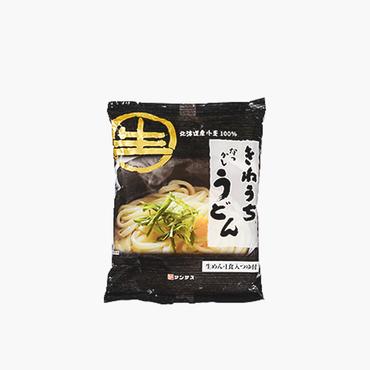 サンサス/きねうちうどん 1食スープ付