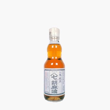 九鬼/ヤマシチ純正胡麻油 340g