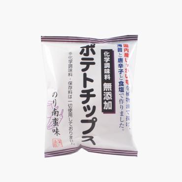 深川油脂/化学調味料無添加ポテトチップス のり南蛮味