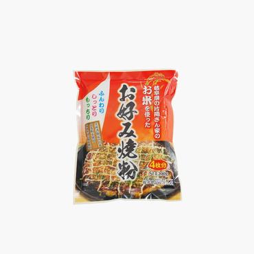 桜井食品/お米を使ったお好み焼粉 200g