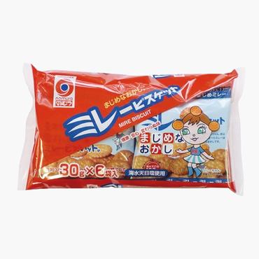 野村煎豆加工店/ミレービスケット 30g×6袋