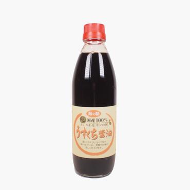 海の精/うすくち醤油 500ml