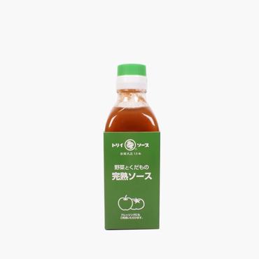 トリイソース/野菜とくだもの完熟ソース 200ml