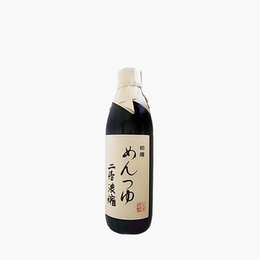 松本醤油商店/はつかりめんつゆ 500ml