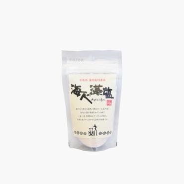 蒲刈物産/海人の藻塩 100g