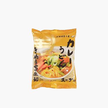 サンサス/カレーうどん 1食スープ付