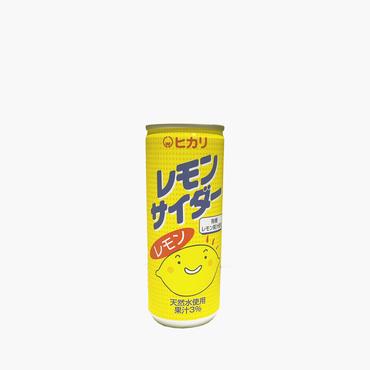 光食品/レモンサイダー 250ml