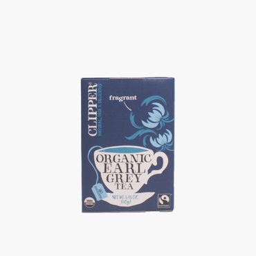 クリッパー/オーガニックアールグレイ 40g