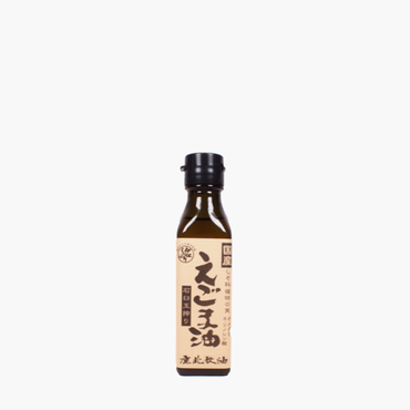 鹿北製油/国産えごま油 100g