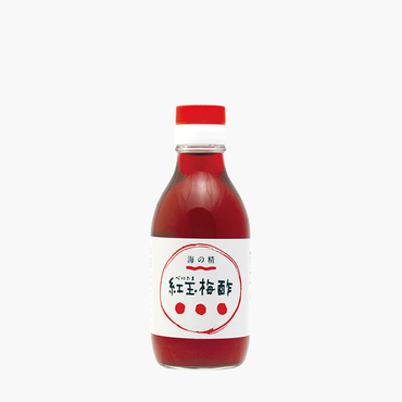 海の精/紅玉梅酢 500ml