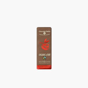 ステラ/オーガニック ダークチョコレート ザクロ50g