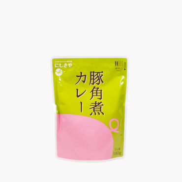 にしきや/豚角煮カレー