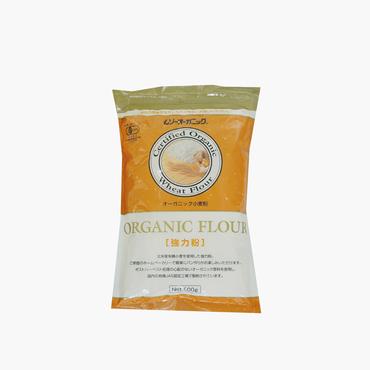 ムソー/オーガニック小麦粉 強力粉 500g