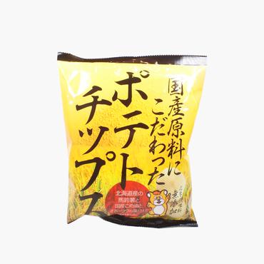 深川油脂/国産原料にこだわったポテトチップス 60g