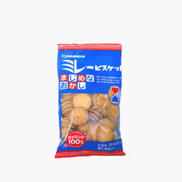 野村煎豆加工店/ミレービスケット 130g