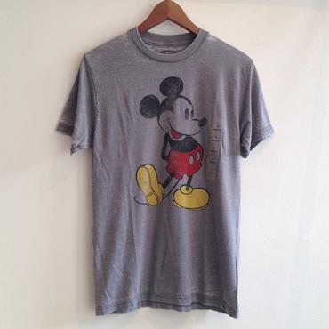 Mickey Mouse(ミッキーマウス) / ヴィンテージ加工Tシャツ / Disney(ディズニー) / No.2DNY1097BO